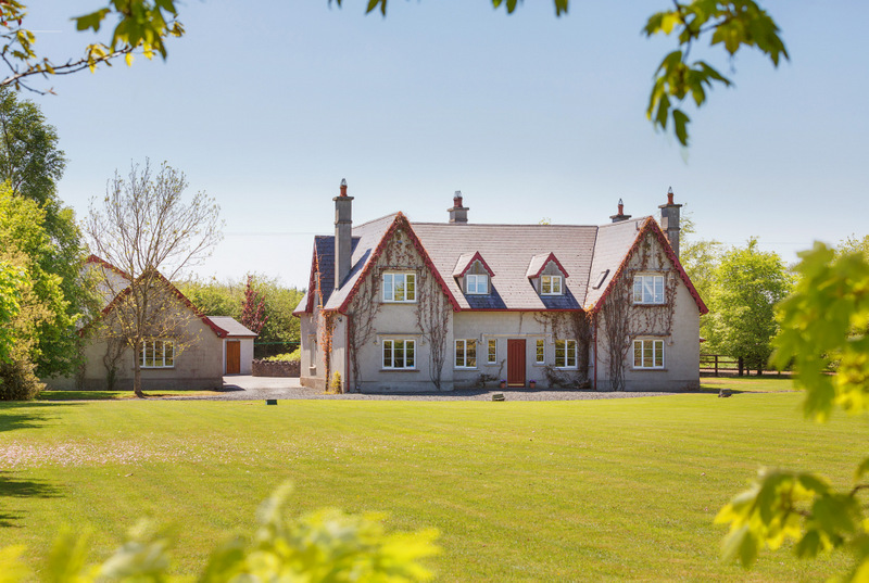 """Hoganswood House"" Firmount West, Clane, Co. Kildare – Sold At Auction"