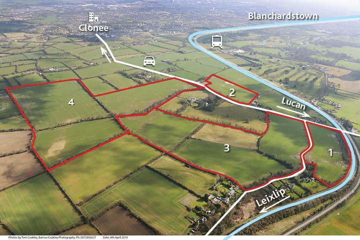 Press Release: 183 acres, Lucan, Co. Dublin – Sold