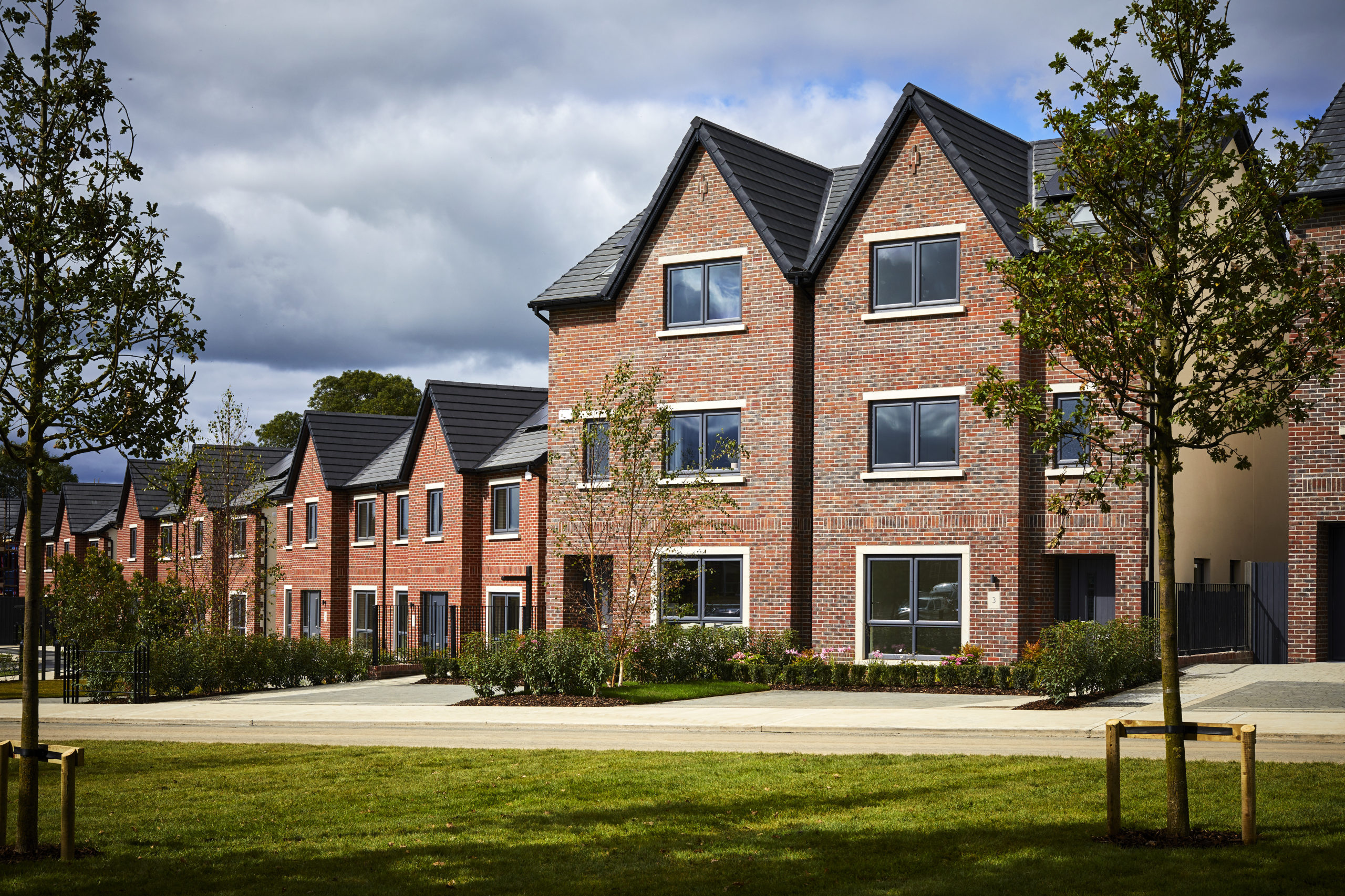 Cairn PLC launches new phase of   A3 rated, 3 and 4 bedroom homes  at Mariavilla, Maynooth