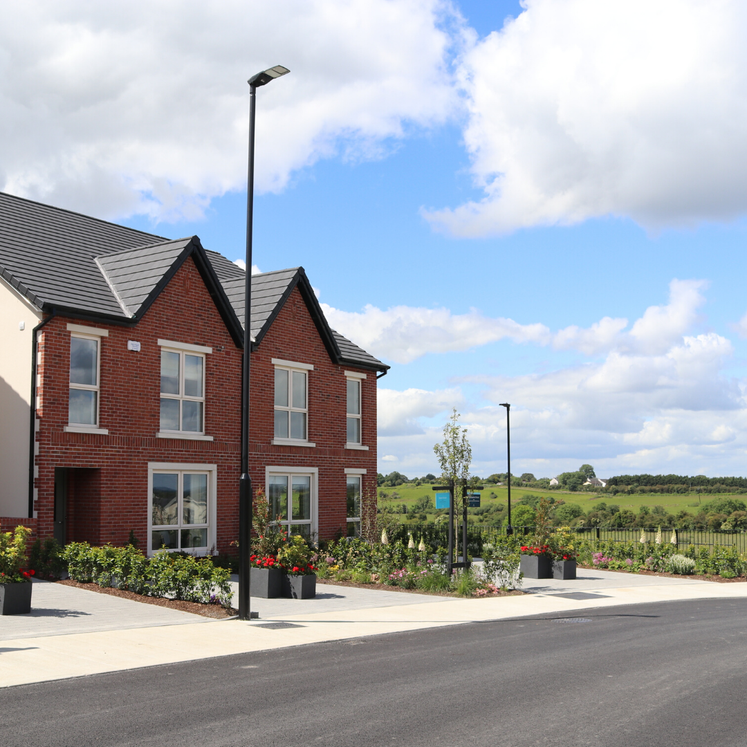 NEW LAUNCH – Cairn PLC launch new three and four bedroom houses at  Oak Park, Naas, Co. Kildare