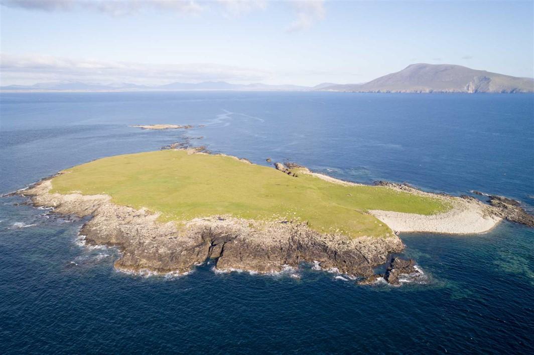 Duvillaun Beg Island, Belmullett, Co. Mayo